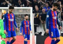 Messi et les catalans dépités