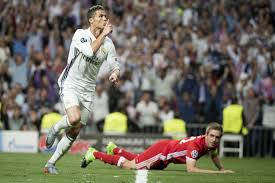 Ronaldo à fait plier a lui seul le Bayern, en inscrivant un doublé au match aller et un triplé au match retour